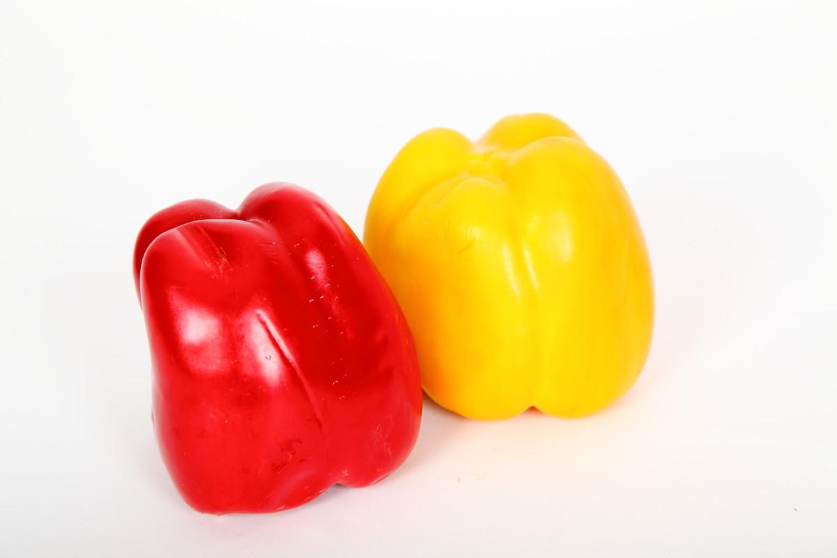 Paprika mit der Einhandrute testen