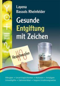 Gesund mit Zeichen Lehrbuch Aufbau I Allergien Unverträglichkeiten Mykosen mit Körbler-Zeichen®arbeiten